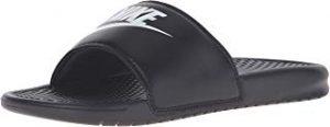 Nike Sandalia pala negra