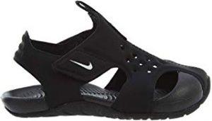 Sandalia bebe negra Nike