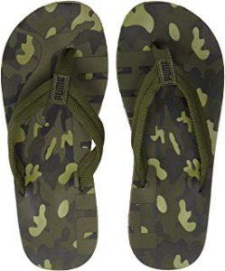Puma sandalia de verano para la playa camuflaje hombreq