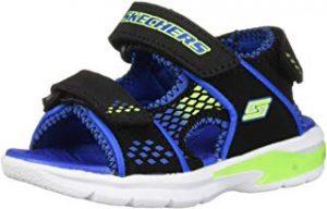 Sandalias bebe verano para el agua marca Skechers