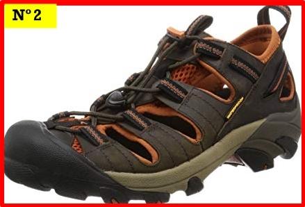 Sandalia montañismo keen la mejor de la marca para senderismo