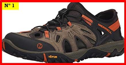 La mejor sandalia deportiva de hombre para hacer trekking